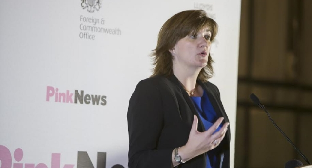 Nicky Morgan still hasn't responded to the report's recommendations