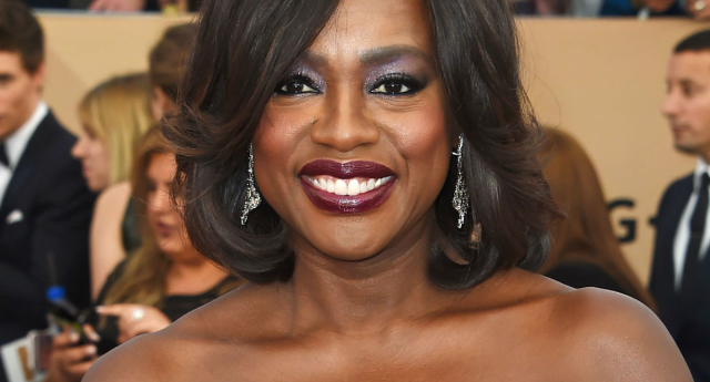 Viola Davis has spoken out in support of gay rights (Getty Images)