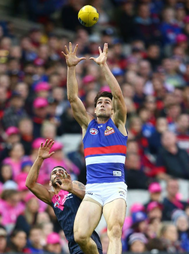 An Aussie Rules Footballer (Getty Images)