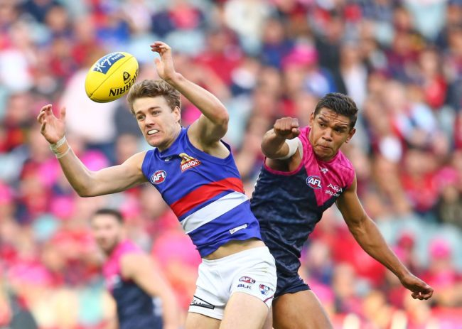 Aussie Rules Football (Getty Images)