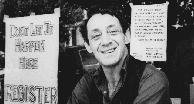 Harvey Milk Day takes place on 22 May