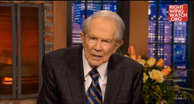 Pat Robertson: Go home Europe, you're drunk