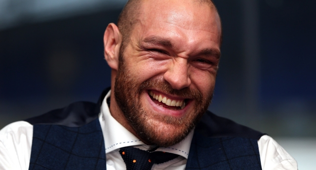 Tyson Fury has repeatedly offended with his views (Getty Images)