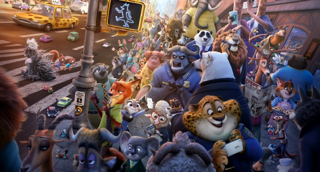 Disney's Zootopia quietly featured a gay couple