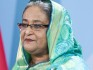 Bangladeshi PM Sheikh Hasina (Photo by Carsten Koall/Getty Images)