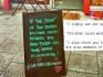 The letter asked the coffee shop to stop 'promoting homosexuality' (Images: Facebook)