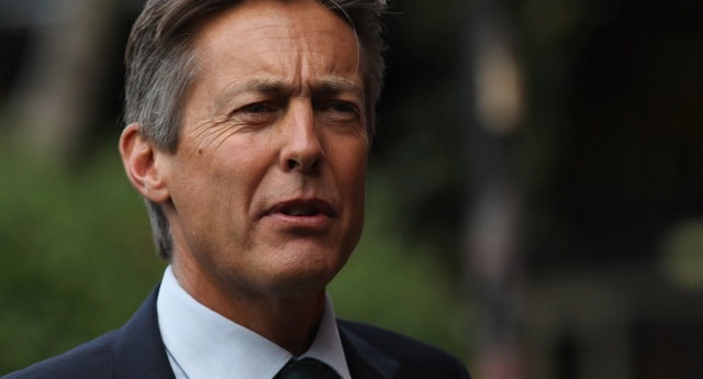 Ben Bradshaw says he is grateful the police for their support (Getty Images)