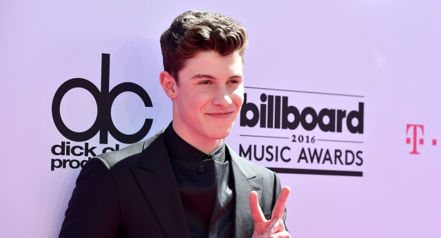 Shawn Mendes addressed rumours that he is gay (Image: Getty - under licence)