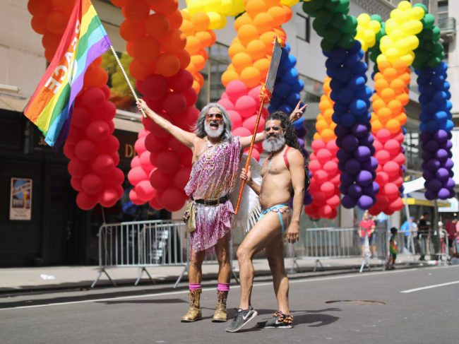 New York Pride (Getty Images)
