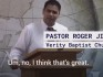 Pastor Roger Jimenez refused to apologise for the comments on the day of the Orlando massacre