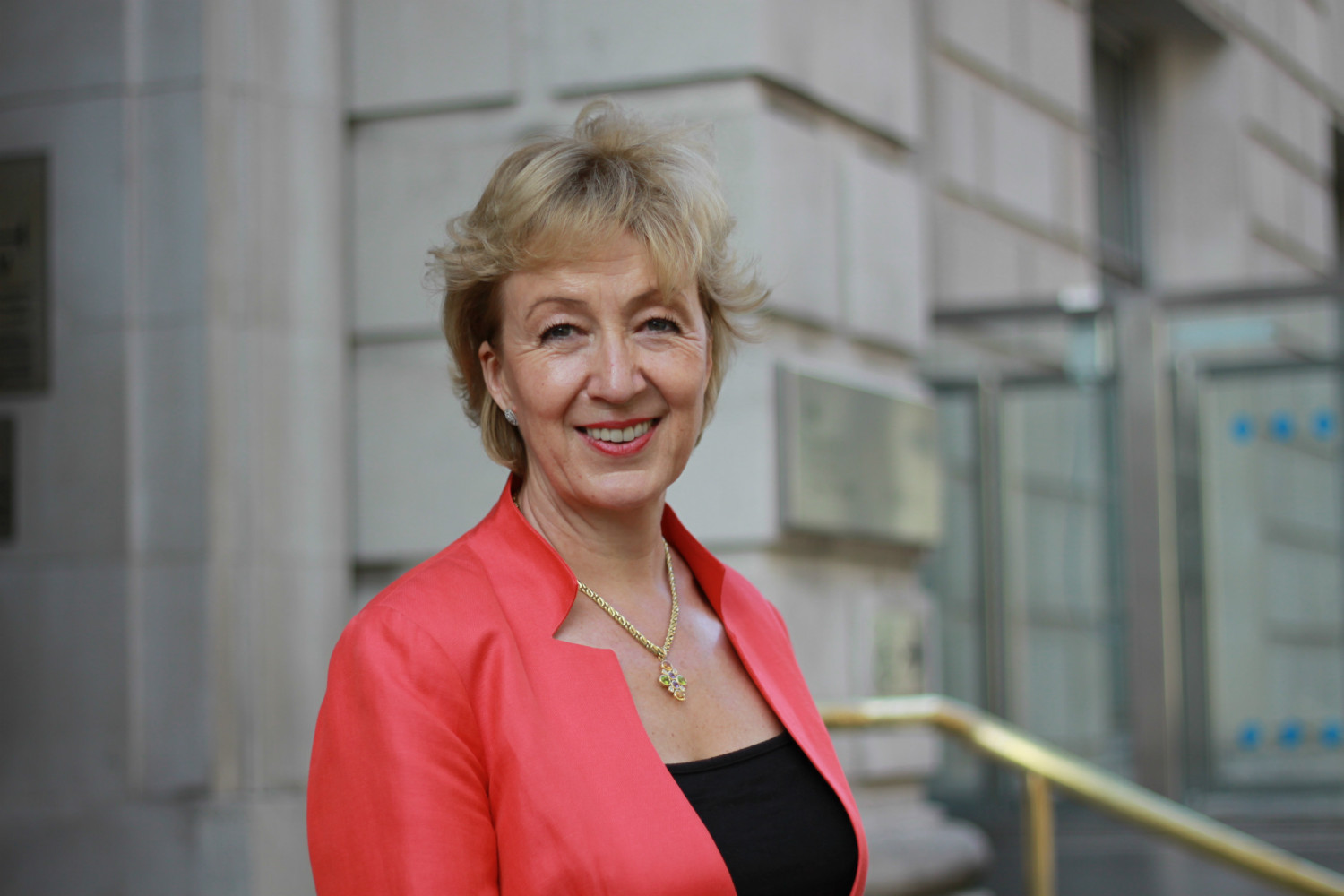 Andrea Leadsom has come under fire for her views on LGBT issues