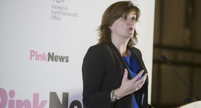 Nicky Morgan is 'actively considering' running for leader