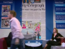 Owen Jones walked off the show after clashing with his co-hosts (Sky/YouTube)