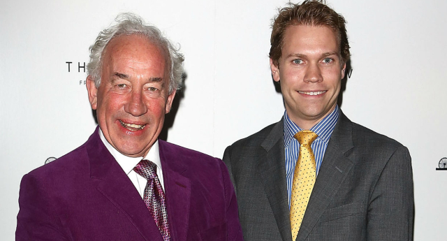 Simon Callow married his partner Sebastian Fox earlier this week (Getty Images)