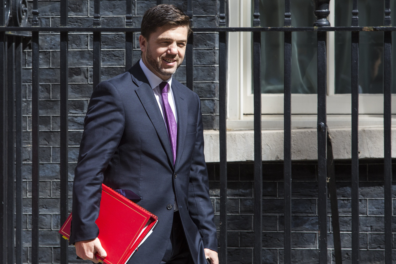 Failed Tory leadership hopeful Stephen Crabb sent sex messages to a woman in her 20s