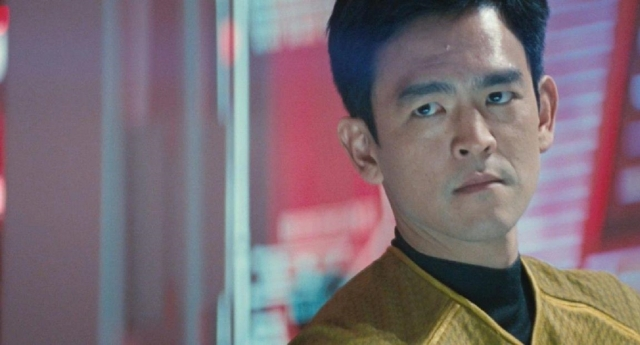John Cho as Mr Sulu