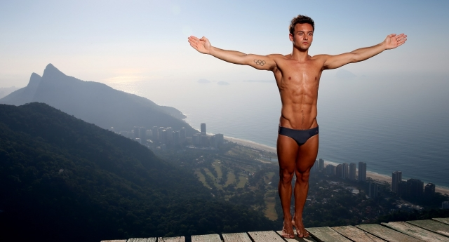 Tom Daley opened up about nearly quitting diving after 2012