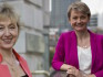Yvette Cooper has attacked Andrea Leadsom over her stance on LGBT rights