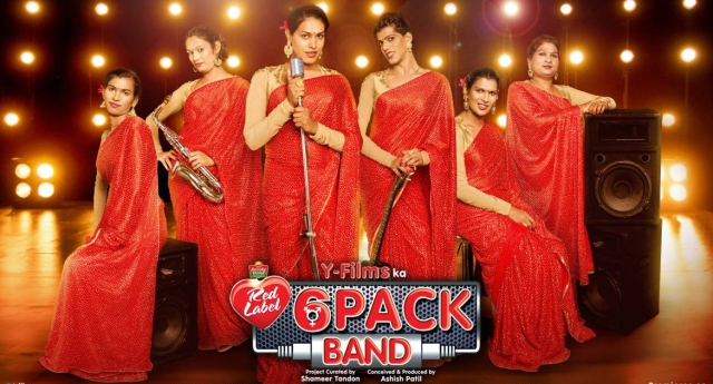 6 Pack Band is India's first mainstream trans pop group.