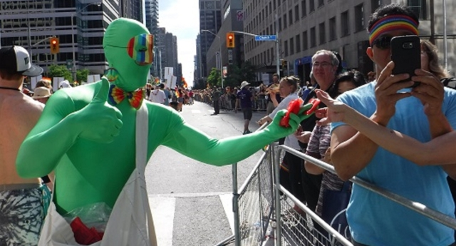 Christian activists infiltrated Pride Toronto