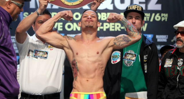 The boxer won the fight on behalf of the Orlando victims