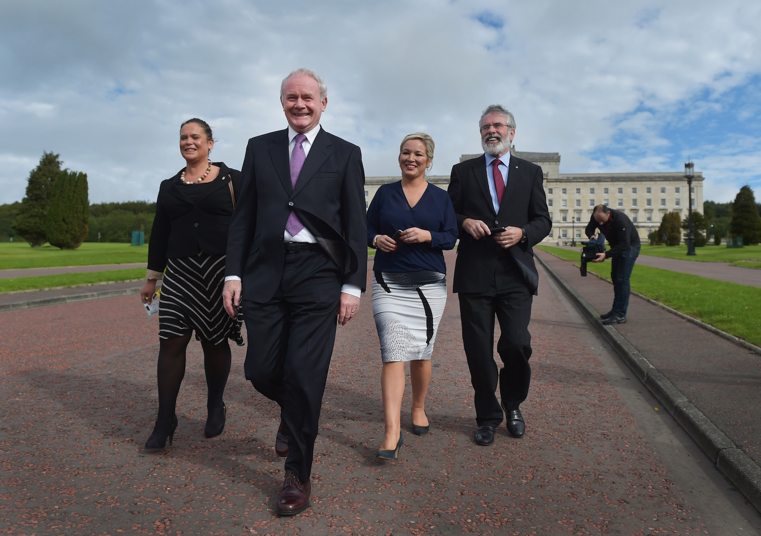 Cross Party Crisis Talks Continue Stormont