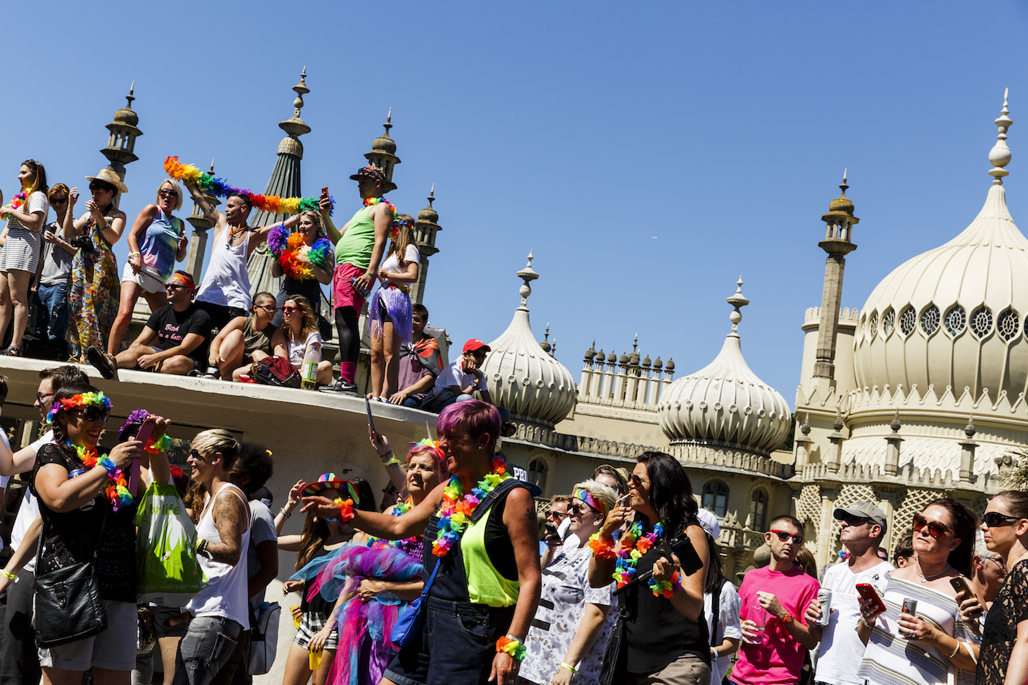 Brighton Pride Parade And Festival