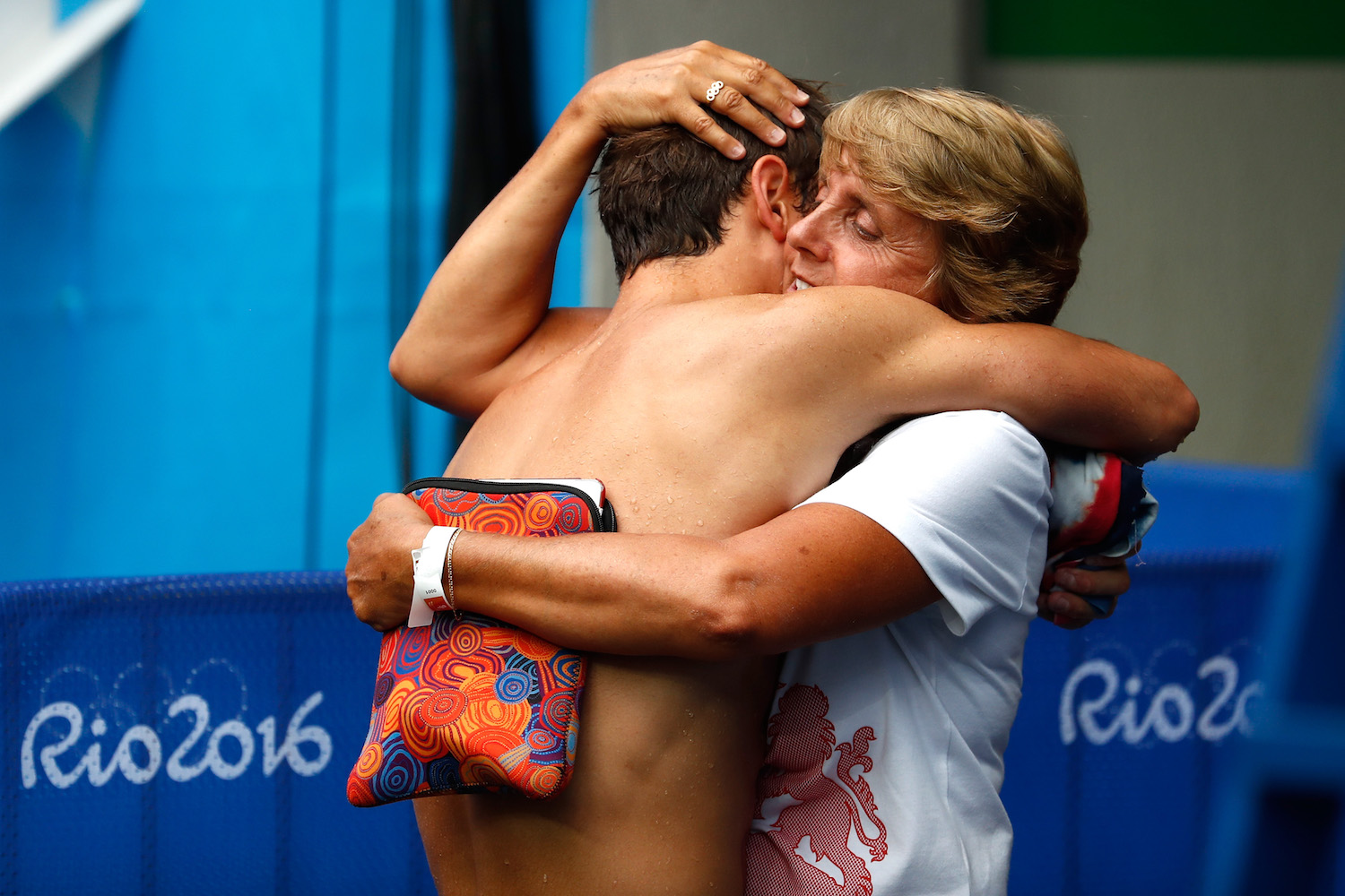 Diving - Olympics: Day 15