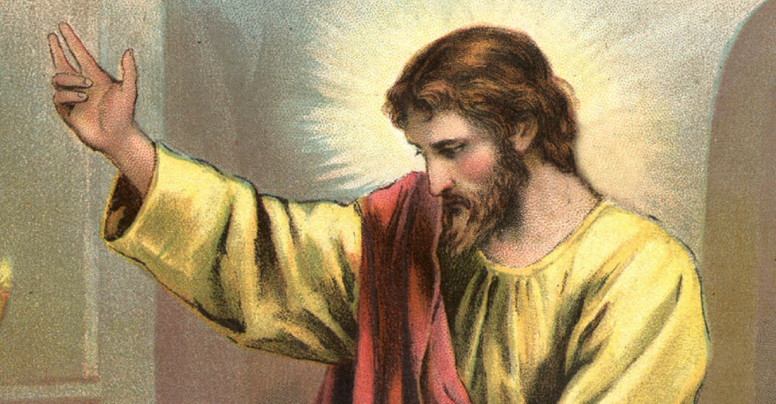 Anti-LGBT group: Jesus opposes gay marriage, just look in this bit of the Bible everyone already ignores
