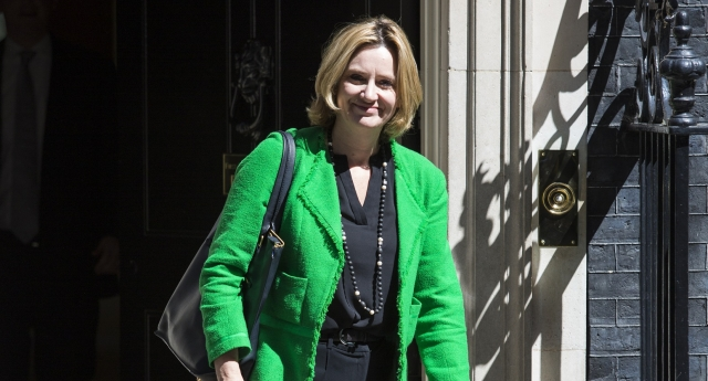 Home Secretary Amber Rudd (Photo by Jack Taylor/Getty Images)