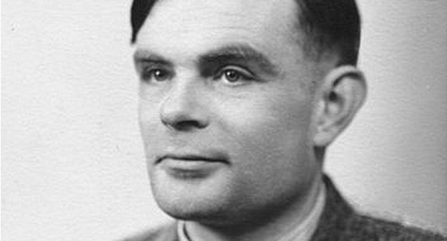Alan Turing was pardoned in 2013