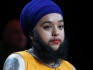 Harnaam Kaur is a body positivity campaigner and model