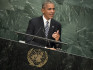 Obama made his final address to the UN General Assembly on Tuesday (Image: Getty - under licence)