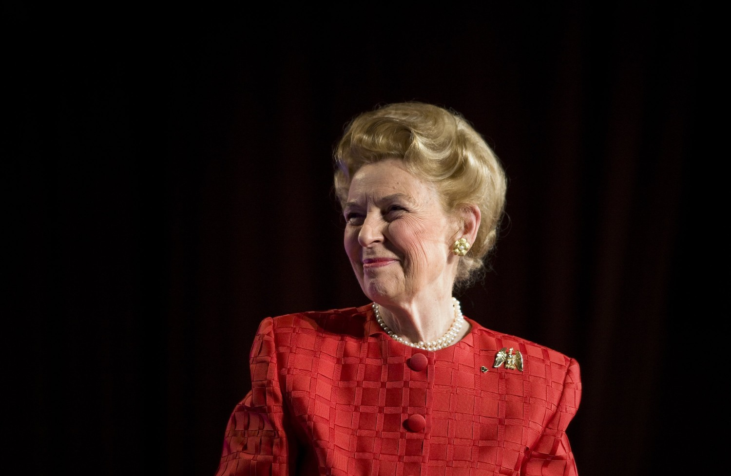 Phyllis Schlafly dead at 92 (Brendan Smialowski/Getty Images)