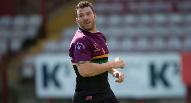 Keegan Hirst came out last year (Getty Images)
