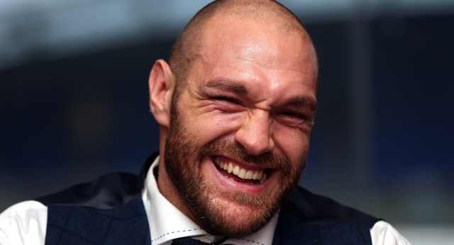 Tyson Fury has continued to offend the LGBT community (Getty Images)