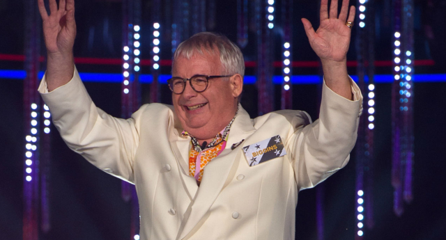 Biggins may be in big trouble... (Channel 4)