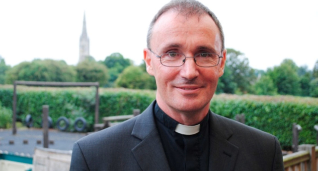 The Bishop of Grantham made history by coming out as gay (Facebook/Getty)