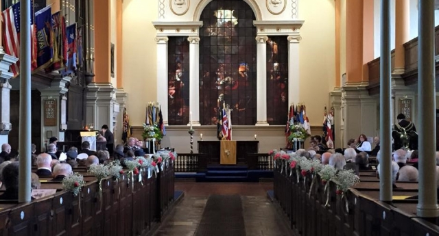 (Photo: St Paul's in the Jewellery Quarter)
