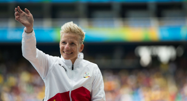 Marieke Vervoort says she has no plans to kill herself (Getty Images)