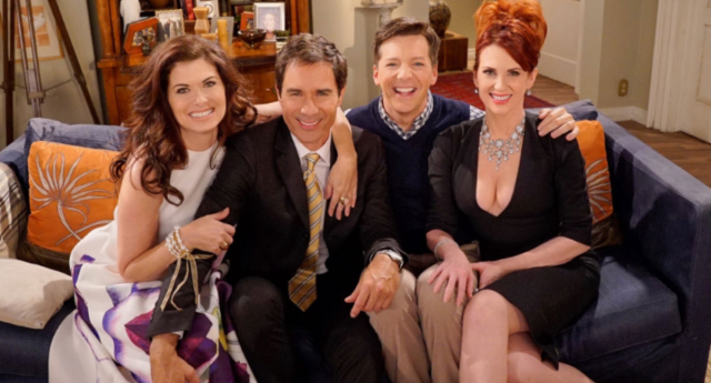 The cast of Will & Grace (NBC/Twitter)