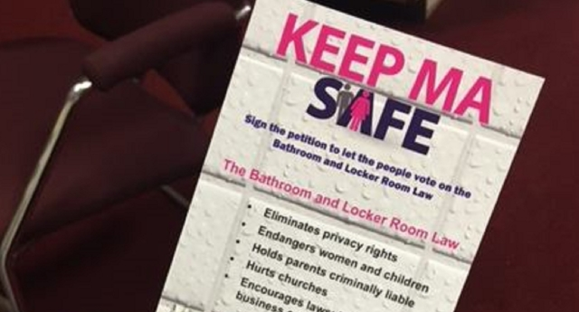 Massachusetts will put the law up to a vote after a petition