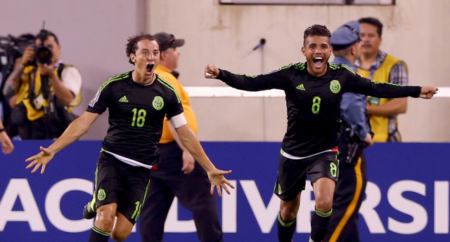 Mexico could face playing to an empty stadium if the slurs are not eliminated (Image: Getty - under licence)