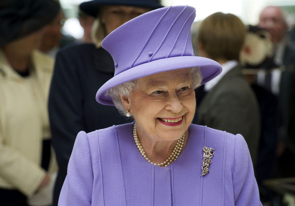 queen elizabeth gay
