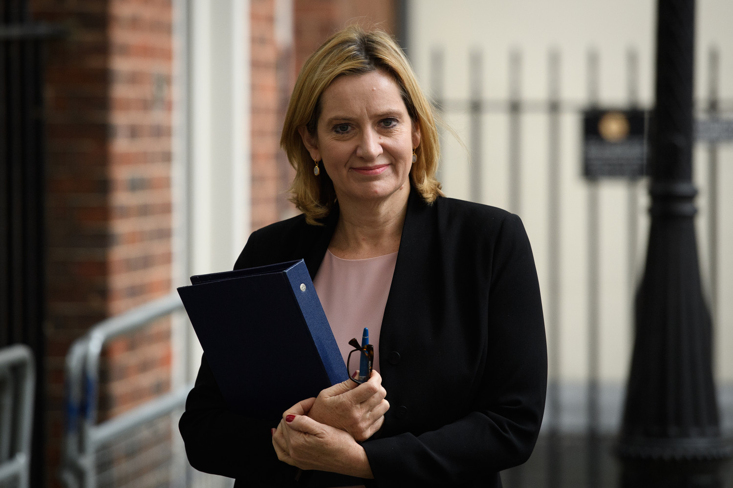 Home Secretary Amber Rudd (Leon Neal/Getty Images)