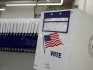 Voting booths in New York (Photo by Drew Angerer/Getty Images)