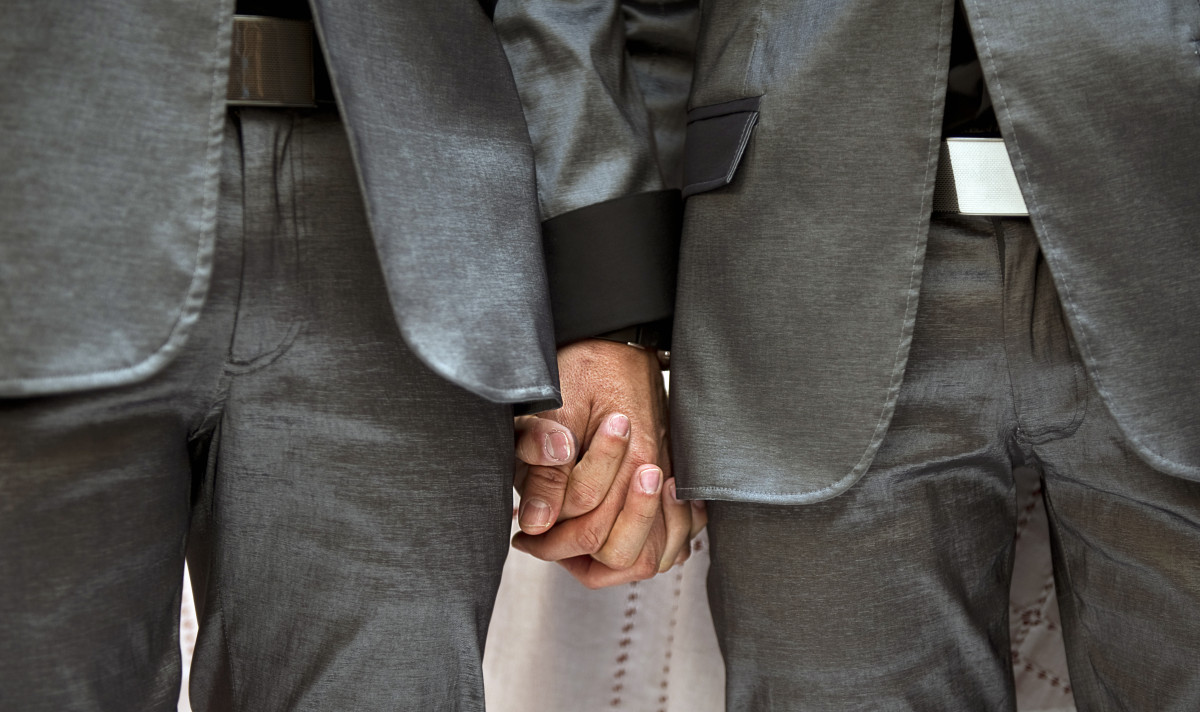 The bill would allow judges and officials to refuse to marry same-sex couples