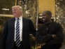 Kanye West met with President-elect Donald Trump