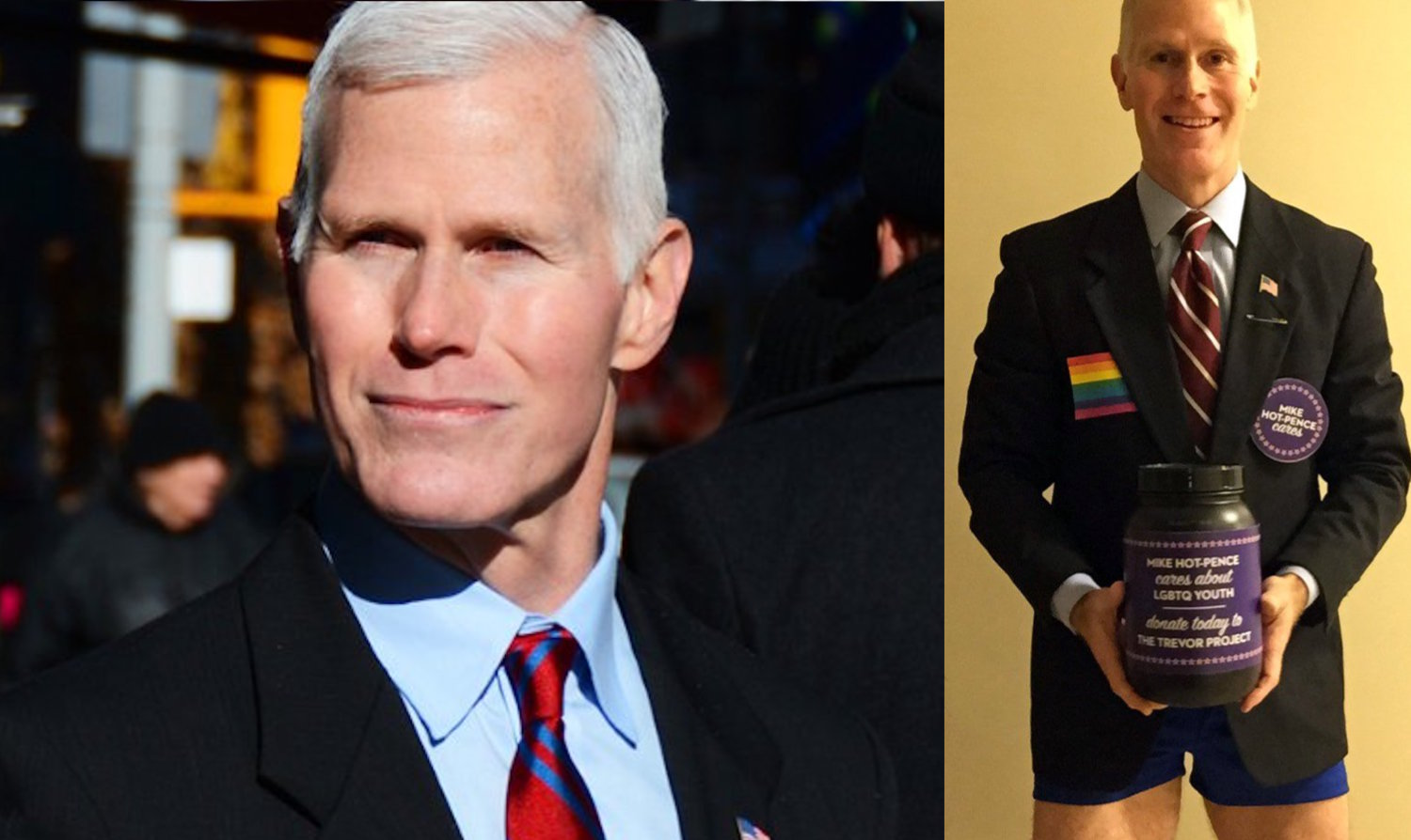 Image result for mike hot pence