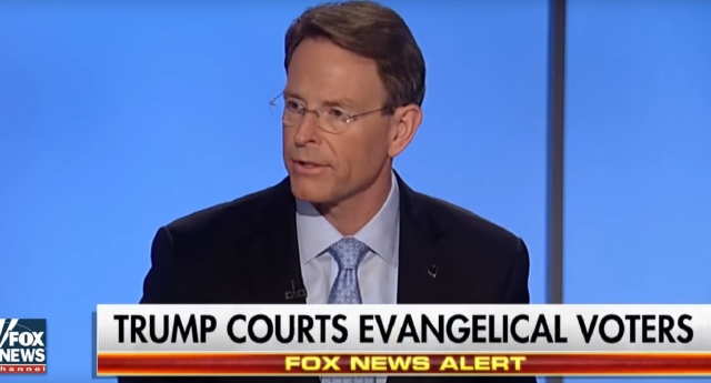 Tony Perkins of the Family Research Council,